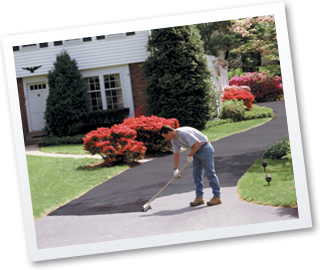Driveway Coatings and Maintenance Products